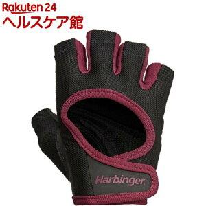Harbinger(ハービンジャー) パワーグローブ 女性用 ブラック*メルロー Sサイズ 16157(1双)
