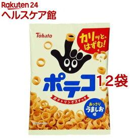 ポテコ うましお味(78g*12コ)