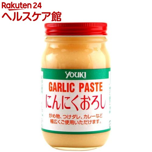 ユウキ食品 にんにくおろし(220g)【ユウキ食品(youki)】