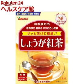 山本漢方 しょうが紅茶(3.5g*14分包)