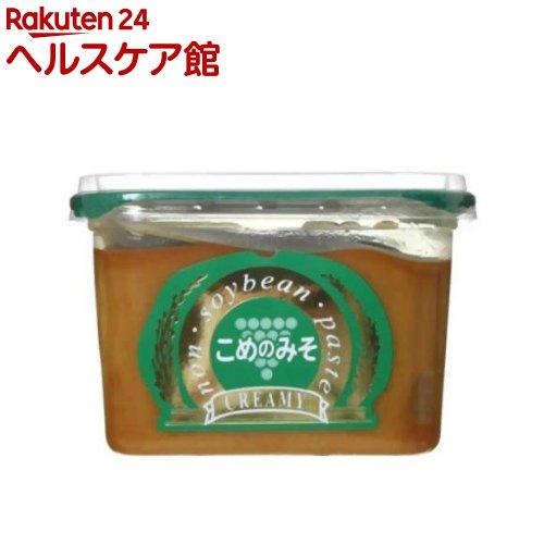マルカ こめのみそクリーミー(500g)【マルカ味噌】