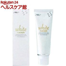 ルシェロ 歯みがきペースト ホワイト(100g)【spts7】【ルシェロ】