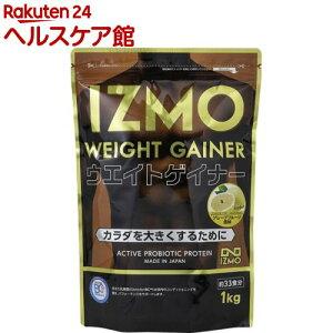 IZMO ウエイトゲイナープロテイン グレープフルーツ風味(1kg)【アルプロン】