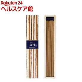 かゆらぎ 白檀 香立付(40本入)【かゆらぎ】