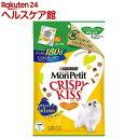 モンプチ クリスピーキッス チーズ&チキンセレクト(180g)【モンプチ】