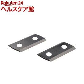 リョービ Gシュレッダ用ブレードセット 3660027(2枚入)【リョービ(京セラ)】