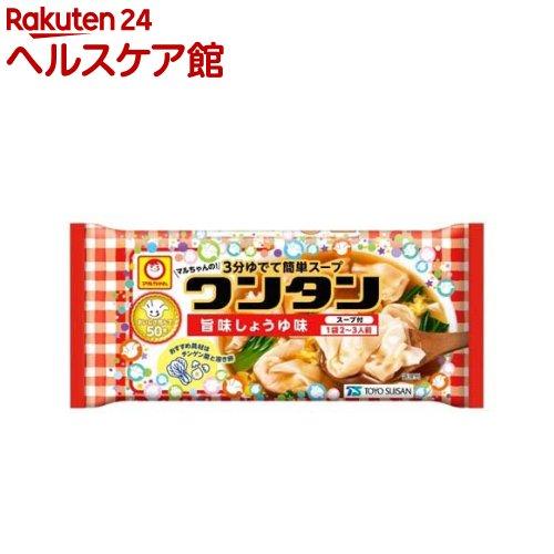 マルちゃん トレーワンタンしょうゆ(55g)