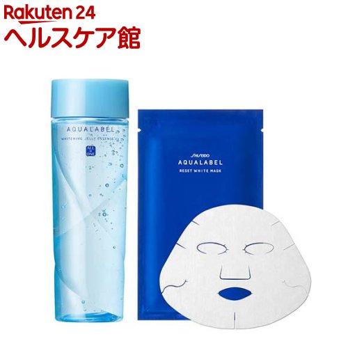 【企画品】資生堂 アクアレーベル ホワイトニングゼリーエッセンス EX セットA(295g)【アクアレーベル】