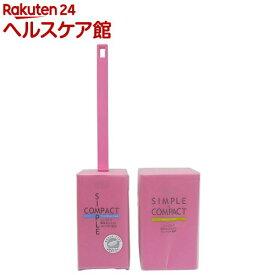 フェリス トイレコーナーポット ピンク(1コ入)