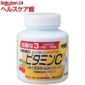 モストチュアブル ビタミンC(約180粒入)【モスト(MOST)】
