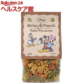 ダラコスタ ショートパスタ ミッキーマウスと仲間たち(200g)【ダラコスタ】