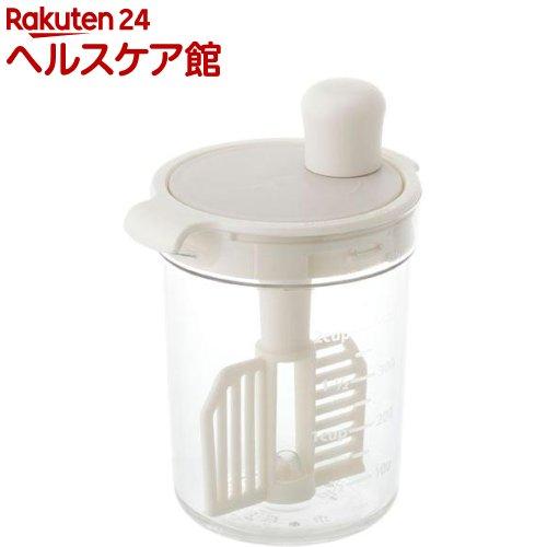 リベラリスタ ドレッシングミキサー 580mL ホワイト(1コ入)【リベラリスタ】