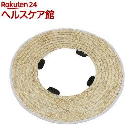 川西工業 ヘルメット用麦わらバイザー No.6766(1個)【川西工業】