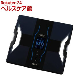 タニタ デュアルタイプ体組成計 インナースキャンデュアル ブラック RD-907-BK(1台)【タニタ(TANITA)】