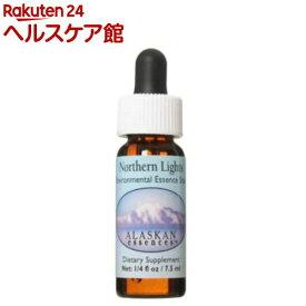 エンバイロメンタル(環境) エッセンス ノーザンライト(オーロラ)(7.5ml)【アラスカンエッセンス】