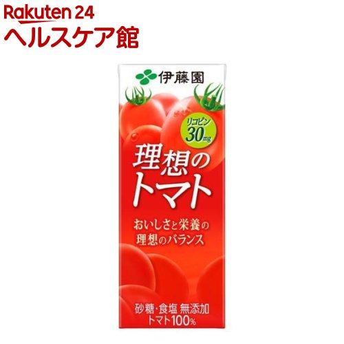 理想のトマト 紙(200mL*24本入)