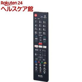 エルパ(ELPA) テレビリモコン シャープ用 RC-TV019SH(1個)【エルパ(ELPA)】