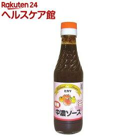 光食品 有機 中濃ソース(250ml)