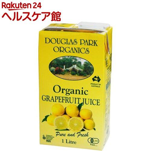 むそう オーガニックグレープフルーツジュース 43563(1L)
