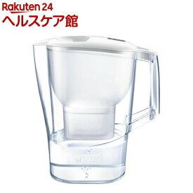 ブリタ アルーナ XL マクストラプラスカートリッジ1個付き 日本正規品(1セット)【ブリタ(BRITA)】