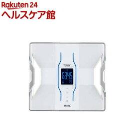 タニタ デュアルタイプ体組成計 インナースキャンデュアル ホワイト RD-907-WH(1台)【タニタ(TANITA)】