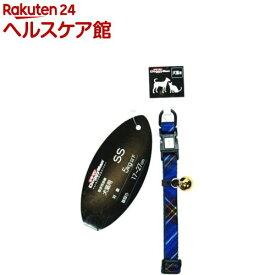 ドギーマン トラッドカラー 犬猫用 ブルー MD6201(1コ入)【ドギーマン(Doggy Man)】