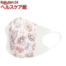 子供用立体マスク マイメロ(10枚入)