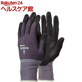 セーフグリップ ニトリルグローブ LL SAGGN1152E(12双入)【メディコム】