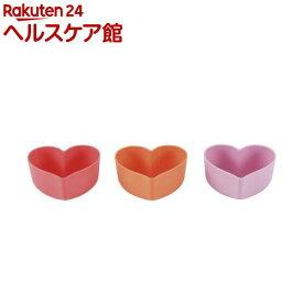 カイハウスセレクト シリコーンカップ ハート 大 DL6356(3個入)【more20】【Kai House SELECT】