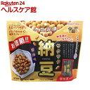 大豆習慣 サクサク納豆(18袋入)【spts3】[おやつ]