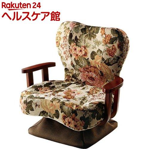 勝野式 立ち上がり楽々回転座椅子(1台)【勝野式】【送料無料】
