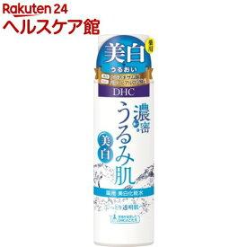 DHC 濃密うるみ肌 薬用美白化粧水(180ml)【more20】【DHC】