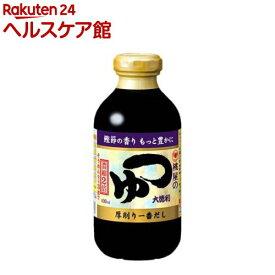 桃屋 つゆ 大徳利(400ml)【more30】