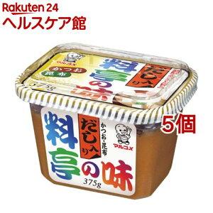 料亭の味(375g*5コセット)【料亭の味】