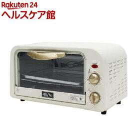 ベーカリートースター OVA-8 マッドホワイト(1台)【ヒロ・コーポレーション】