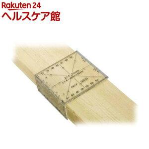 ラクダ ツーバイフォー定規(1コ入)【more20】【ラクダ】
