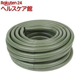 セフティー3 サラッと耐寒・耐圧・防藻ホース 20m オリーブ SSH-20OL(1コ入)【セフティー3】