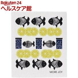 モアジョイ ソフトクロス レモンフィッシュ(1枚)