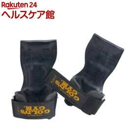 ゴールドジム パワーグリッププロ ブラック S(1組)【ゴールドジム】