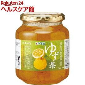 グリーンウッド ゆず茶(600g)【グリーンウッド(GREEN WOOD)】