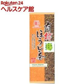 播磨園 宇治ほうじ茶(80g)【播磨園】