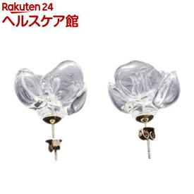 HARIO LWF ピアス ツバキ C HAP-TB-001(1セット)【HARIO LWF】