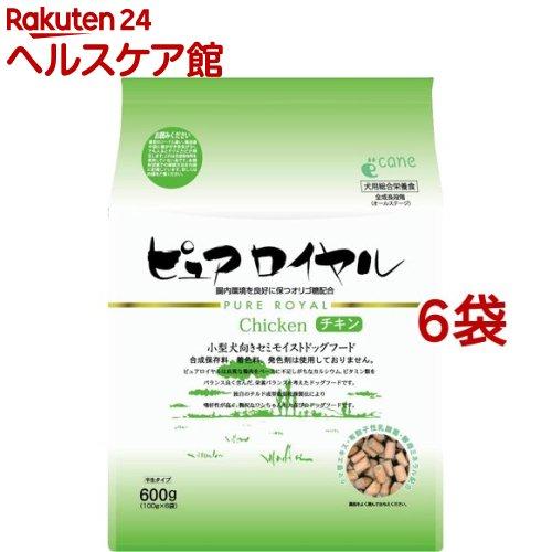 ピュアロイヤル チキン(600g*6コセット)【ピュアロイヤル】