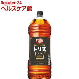 サントリー ウイスキー トリス クラシック(4L)【トリス】