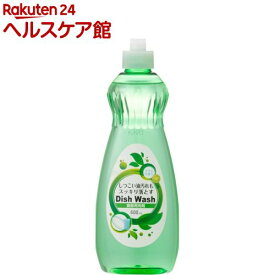アドグッド 食器用洗剤 グリーン(600mL)【アドグッド】