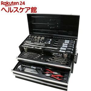 SK11 整備工具セット SST-19117 ブラックBK(1セット)【SK11】
