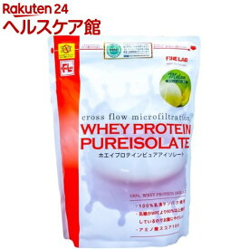 ファインラボ ホエイプロテイン ピュアアイソレート メロン風味(2kg)【ファインラボ】