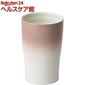 トーン リップルタンブラーG(グラデーション) ブラウン TT-10 BR(1コ入)【トーン(tone)】