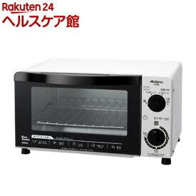アビテラックス オーブントースター ホワイト AT-980W(1台)【アビテラックス】