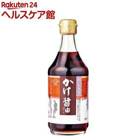 チョーコー醤油 だし入りかけ醤油(400ml)【spts4】